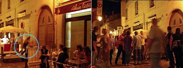 Deux bagarres éclatent rue de Chaines, près de la petite poste