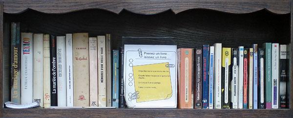 Prenez un livre au Pétrin d'Hélène