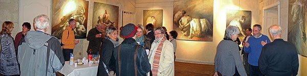 Vernissage Sereirrof - 2 décembre 2008