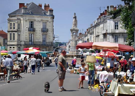 Foire Saint Martin, Périgueux