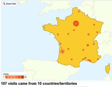 La barre des 100 visiteurs dépassée sur www.periblog.fr