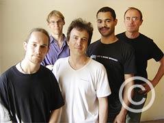 Gueorgui Kornazov Horizons Quintet (cette photo provient de leur site officiel)
