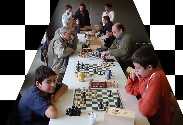 Club de jeux d'échec