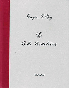 La belle coutelière d'Eugène Le Roy