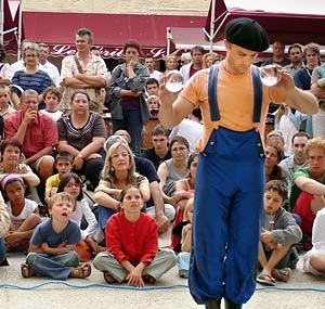 Mimos Pich Périgueux 2 août 2007