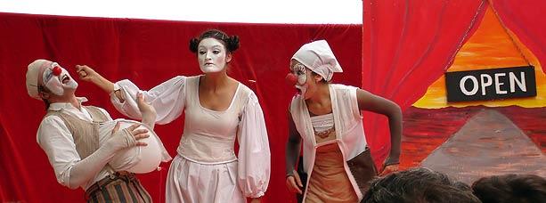 Mimos Le p'tit labo Perigueux 2 août 2007