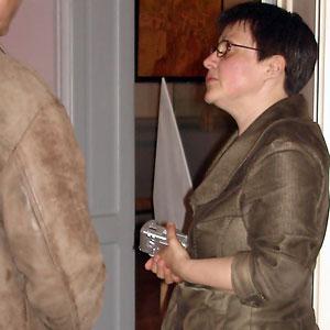 La nuit des Musées 2008 - Véronique Merlin Anglade