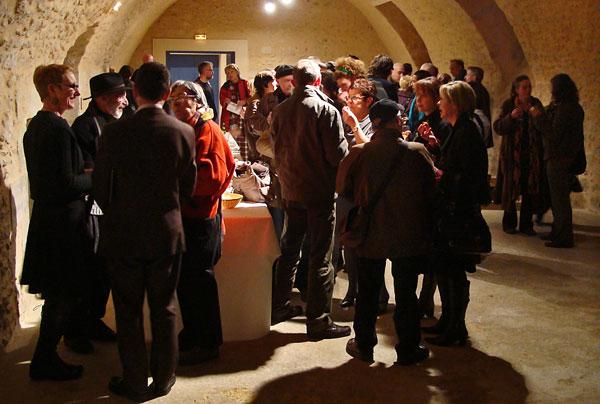 Vernissage pour les Nouvelles Acquisition FRAC 2008