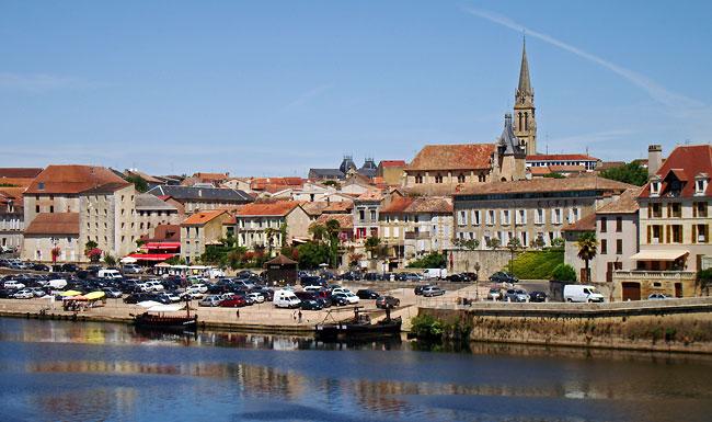 Bergerac et la Dordogne