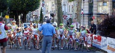 Les 100 Tour de Périgueux, cyclisme en nocturne