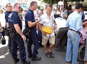 Police Municipale de Périgueux en action