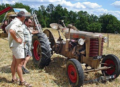 Tracteurs Zetor T35 1948