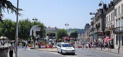 Tour de France Périgueux 2007